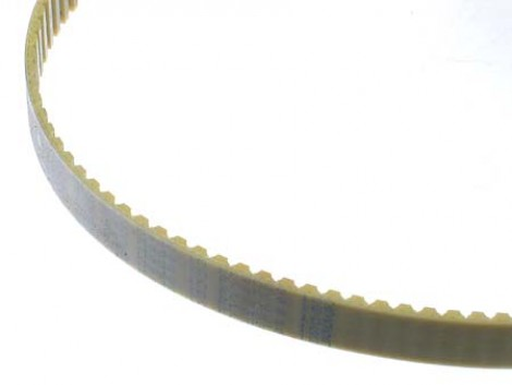 CLOSED RING TOOTHED BELT
