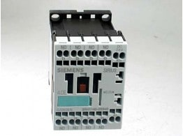 AUXILIARY CONTACTOR 24 VDC. 3RH1140-2BB40 SIEMENS