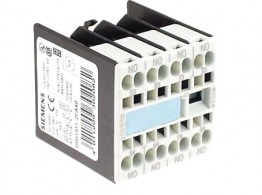 AUXILIARY CONTACTS 3RH1911-2FA40 SIEMENS